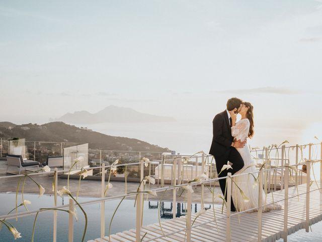 Il matrimonio di Roberta e Francesco a Massa Lubrense, Napoli 54