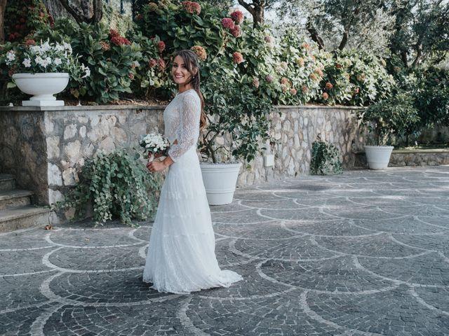 Il matrimonio di Roberta e Francesco a Massa Lubrense, Napoli 56