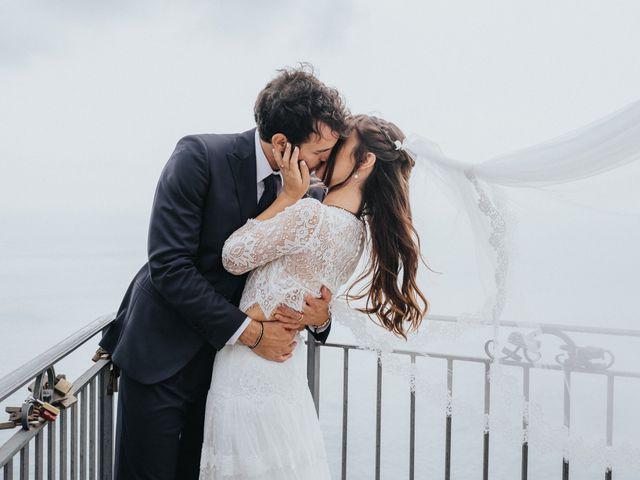 Il matrimonio di Roberta e Francesco a Massa Lubrense, Napoli 57