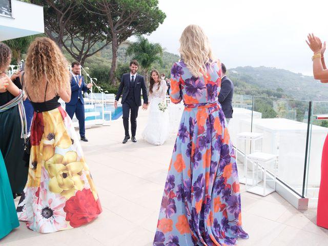 Il matrimonio di Roberta e Francesco a Massa Lubrense, Napoli 72