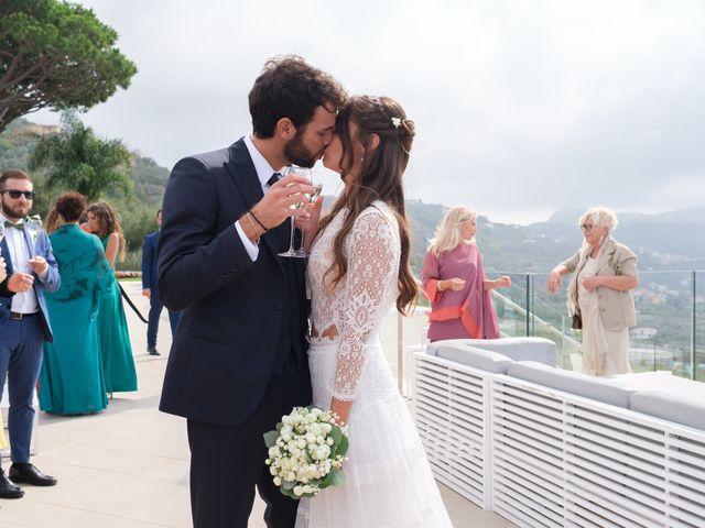 Il matrimonio di Roberta e Francesco a Massa Lubrense, Napoli 74