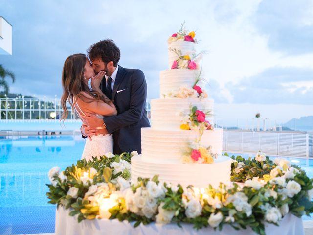 Il matrimonio di Roberta e Francesco a Massa Lubrense, Napoli 83