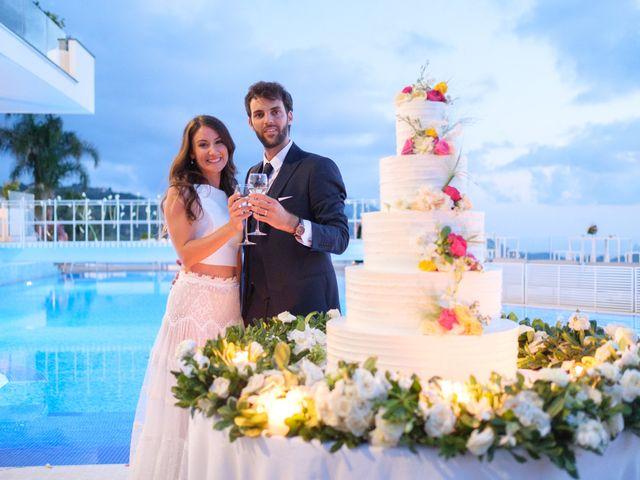 Il matrimonio di Roberta e Francesco a Massa Lubrense, Napoli 84
