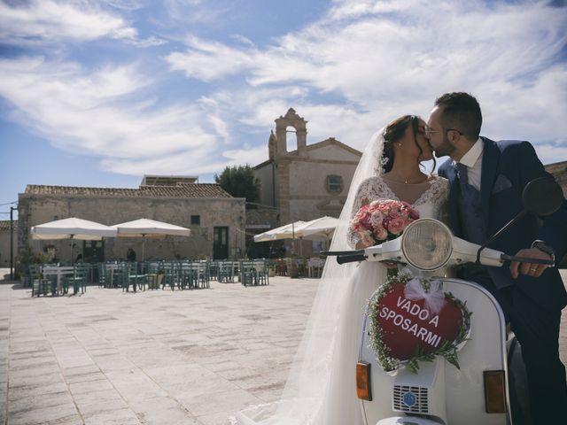 Il matrimonio di Maria e Davide a Pachino, Siracusa 21