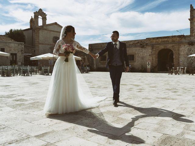 Il matrimonio di Maria e Davide a Pachino, Siracusa 22