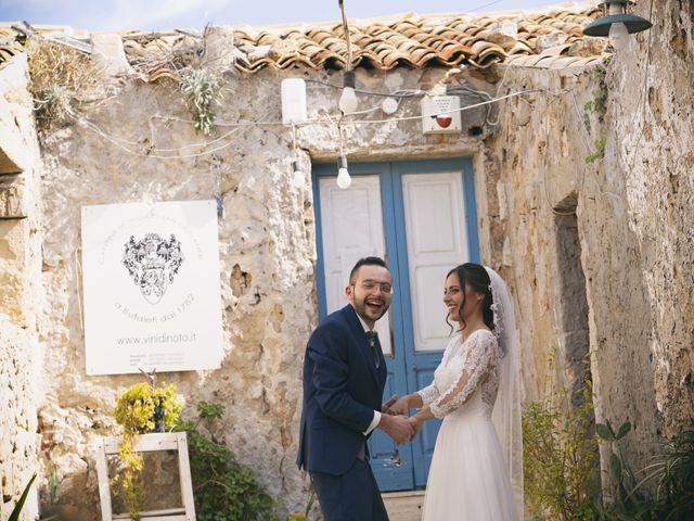 Il matrimonio di Maria e Davide a Pachino, Siracusa 23