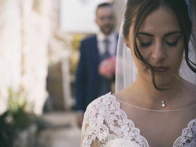 Le nozze di Davide e Maria