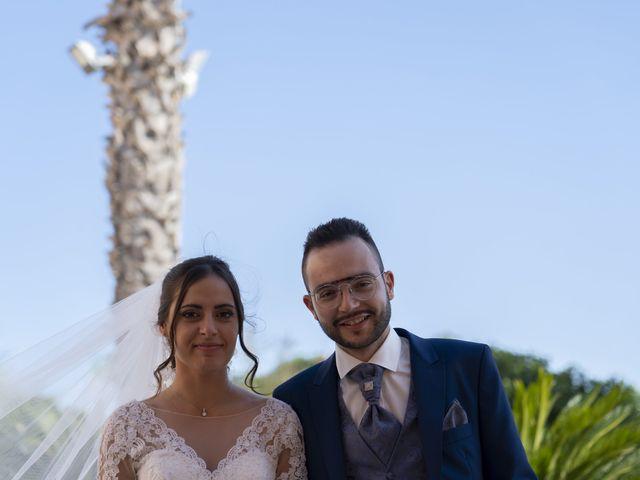 Il matrimonio di Maria e Davide a Pachino, Siracusa 30