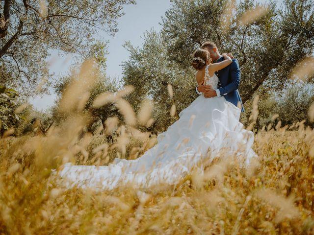 Il matrimonio di Luca e Sara a Sulmona, L'Aquila 1