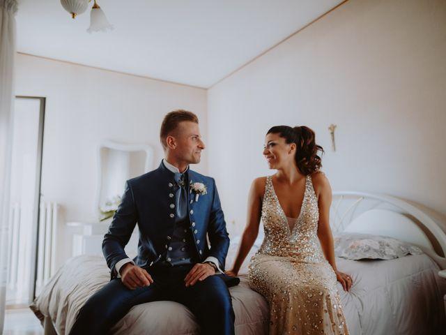 Il matrimonio di Luca e Sara a Sulmona, L'Aquila 5