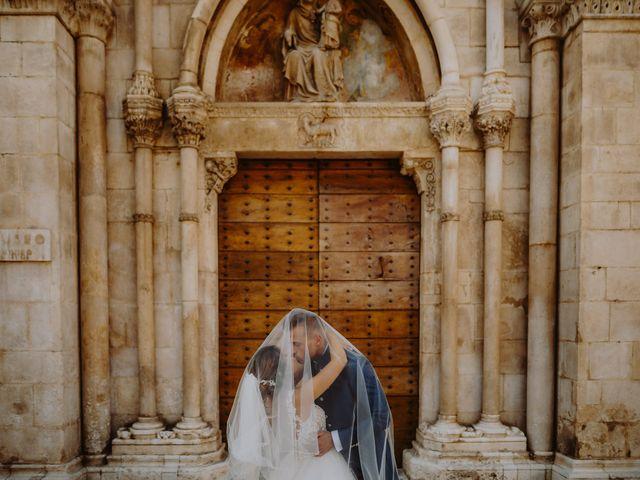 Il matrimonio di Luca e Sara a Sulmona, L'Aquila 13