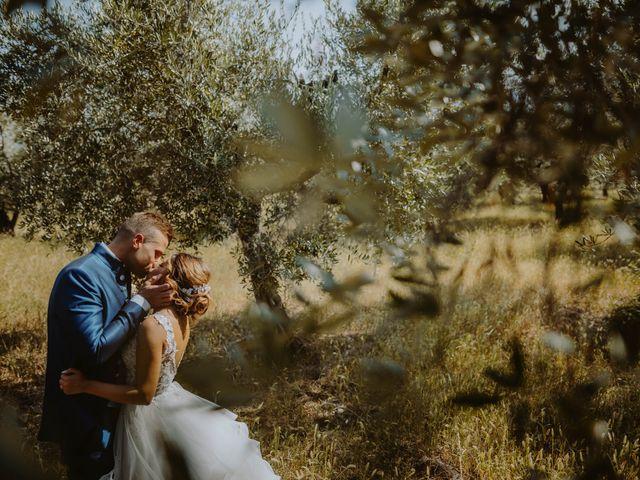Il matrimonio di Luca e Sara a Sulmona, L'Aquila 14