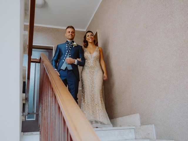 Il matrimonio di Luca e Sara a Sulmona, L'Aquila 18