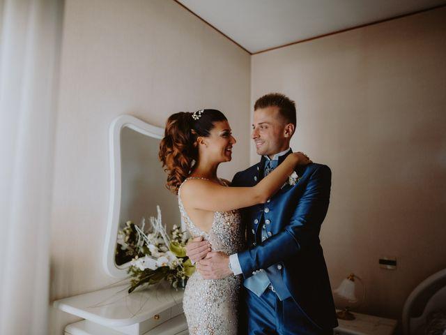 Il matrimonio di Luca e Sara a Sulmona, L'Aquila 37