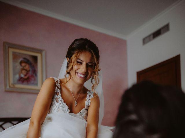 Il matrimonio di Luca e Sara a Sulmona, L'Aquila 61