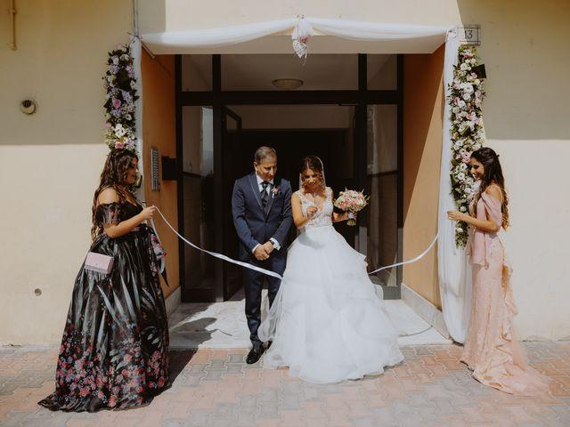 Il matrimonio di Luca e Sara a Sulmona, L'Aquila 71