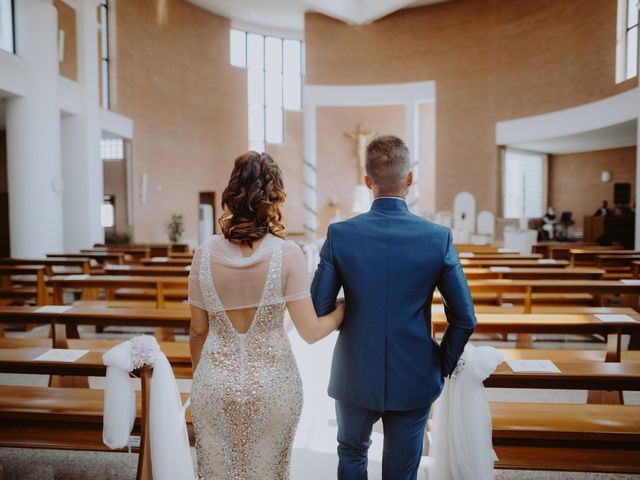 Il matrimonio di Luca e Sara a Sulmona, L'Aquila 72