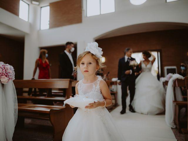 Il matrimonio di Luca e Sara a Sulmona, L'Aquila 74