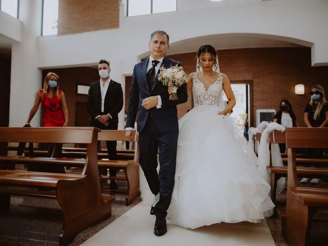 Il matrimonio di Luca e Sara a Sulmona, L'Aquila 75
