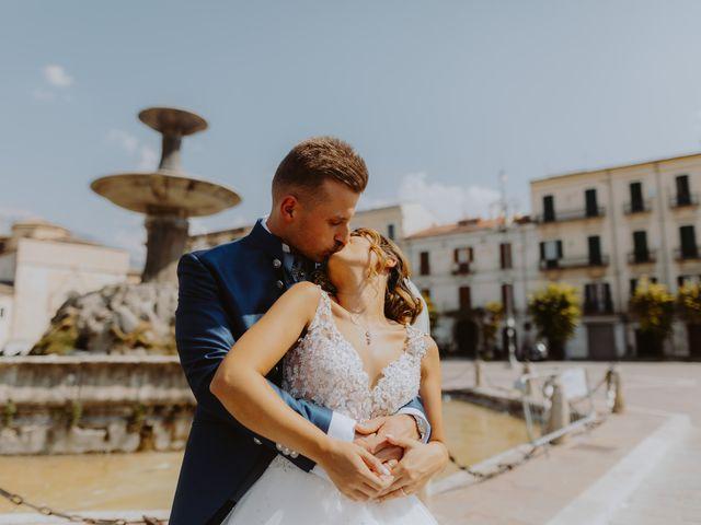 Il matrimonio di Luca e Sara a Sulmona, L'Aquila 81