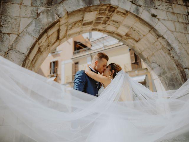 Il matrimonio di Luca e Sara a Sulmona, L'Aquila 84