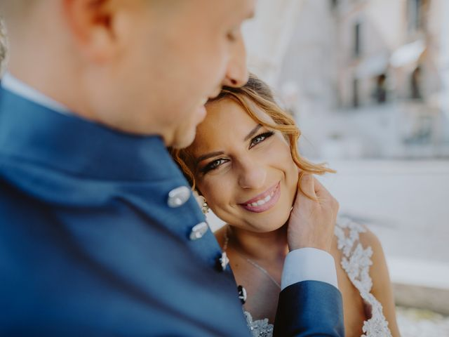 Il matrimonio di Luca e Sara a Sulmona, L'Aquila 85