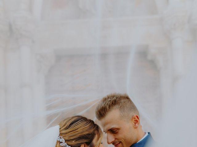Il matrimonio di Luca e Sara a Sulmona, L'Aquila 86