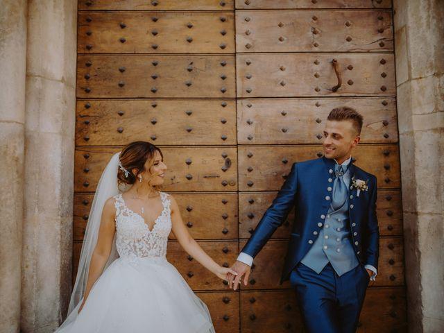 Il matrimonio di Luca e Sara a Sulmona, L'Aquila 88