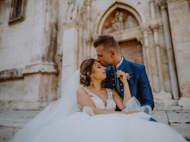 Il matrimonio di Luca e Sara a Sulmona, L'Aquila 89