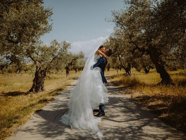 Il matrimonio di Luca e Sara a Sulmona, L'Aquila 91