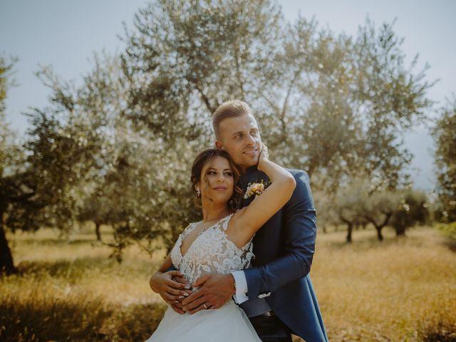 Il matrimonio di Luca e Sara a Sulmona, L'Aquila 92