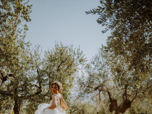 Il matrimonio di Luca e Sara a Sulmona, L'Aquila 93