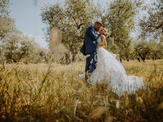 Il matrimonio di Luca e Sara a Sulmona, L'Aquila 94