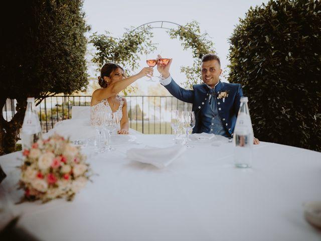 Il matrimonio di Luca e Sara a Sulmona, L'Aquila 97