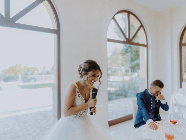 Il matrimonio di Luca e Sara a Sulmona, L'Aquila 99