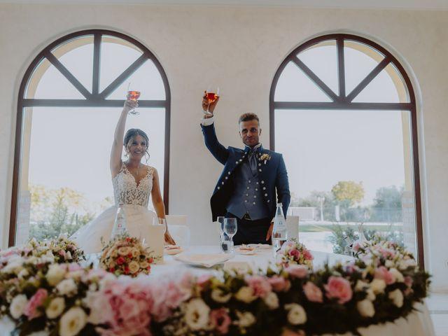 Il matrimonio di Luca e Sara a Sulmona, L'Aquila 100