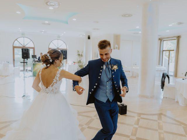Il matrimonio di Luca e Sara a Sulmona, L'Aquila 102