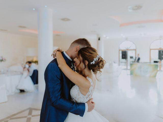 Il matrimonio di Luca e Sara a Sulmona, L'Aquila 105