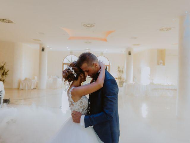 Il matrimonio di Luca e Sara a Sulmona, L'Aquila 107