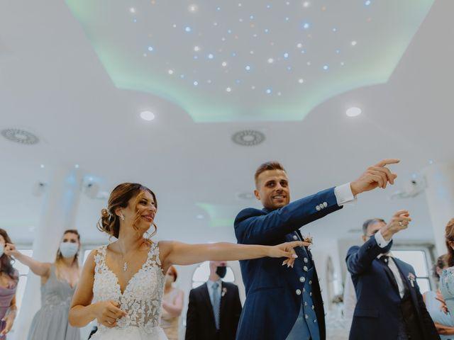 Il matrimonio di Luca e Sara a Sulmona, L'Aquila 110