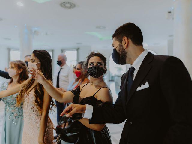 Il matrimonio di Luca e Sara a Sulmona, L'Aquila 111