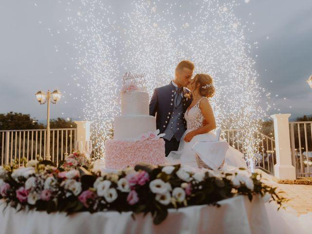 Il matrimonio di Luca e Sara a Sulmona, L'Aquila 115