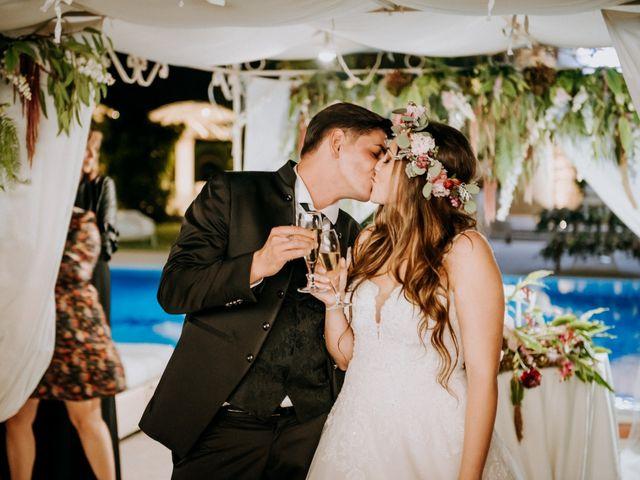 Le nozze di  Daniel e Giusy