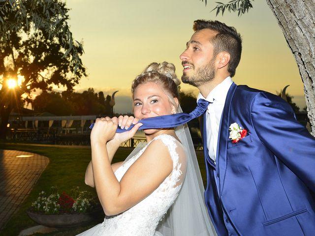 Le nozze di Noemi e Federico