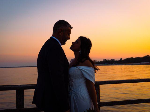 Il matrimonio di Alessandro e Michela a Comacchio, Ferrara 1
