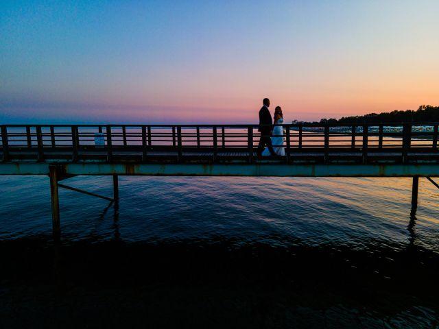 Il matrimonio di Alessandro e Michela a Comacchio, Ferrara 4