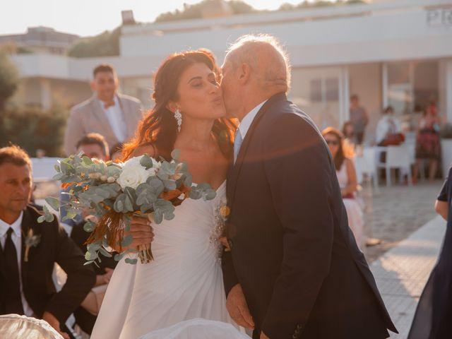 Il matrimonio di Alessandro e Michela a Comacchio, Ferrara 21