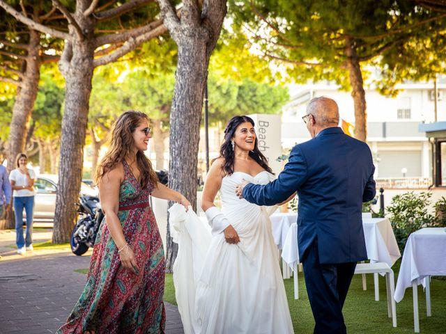 Il matrimonio di Alessandro e Michela a Comacchio, Ferrara 29