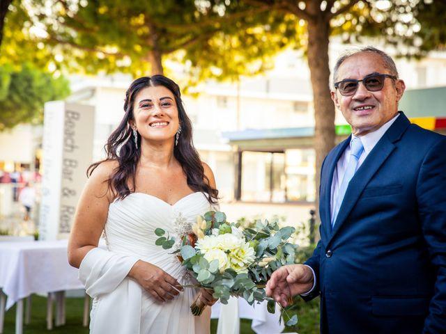 Il matrimonio di Alessandro e Michela a Comacchio, Ferrara 30
