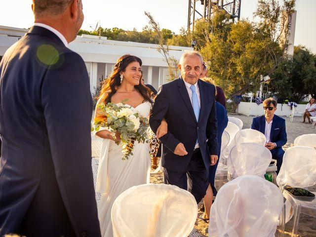 Il matrimonio di Alessandro e Michela a Comacchio, Ferrara 31